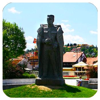 Spomenici Valjevo